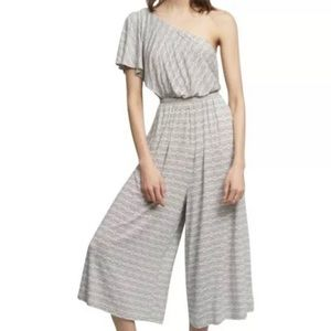 Anthropologie Maeve Jamie Wide Leg Jumpsuit